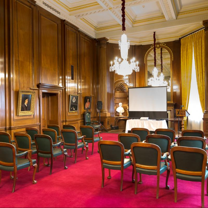 Mercers Hall Large Court Room